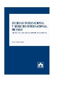 Sociedad Internacional Y Derecho Internacional Privado por Monica Guzman Zapater epub
