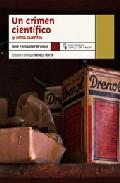 Un Crimen Cientifico Y Otros Cuentos por Jose Fernandez Bremon