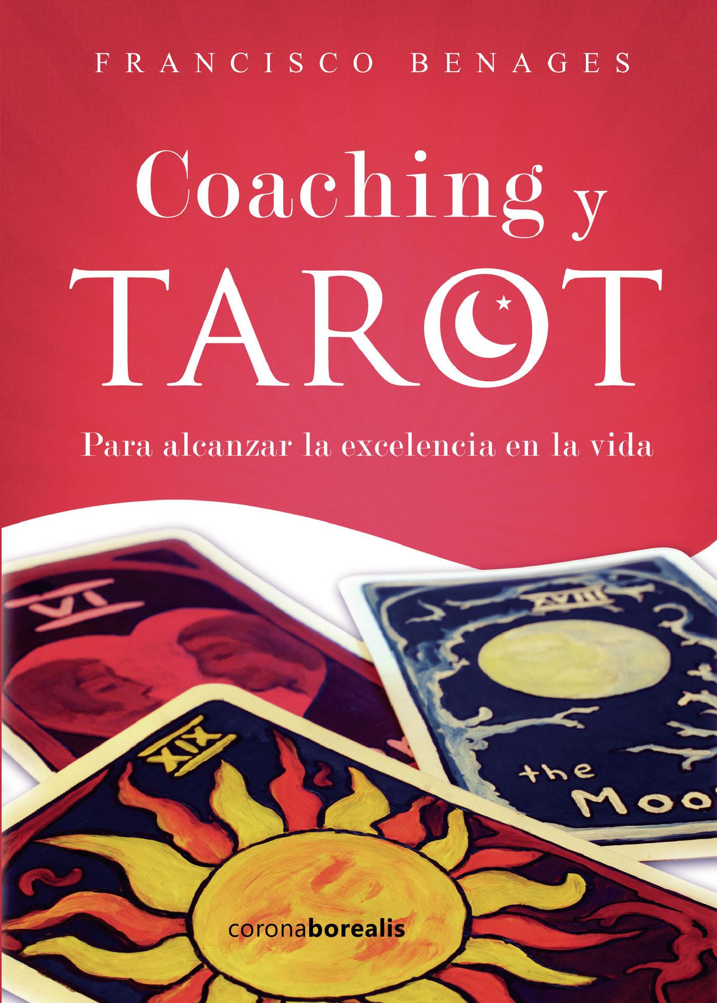 coaching y tarot-francisco benages-9788494358548
