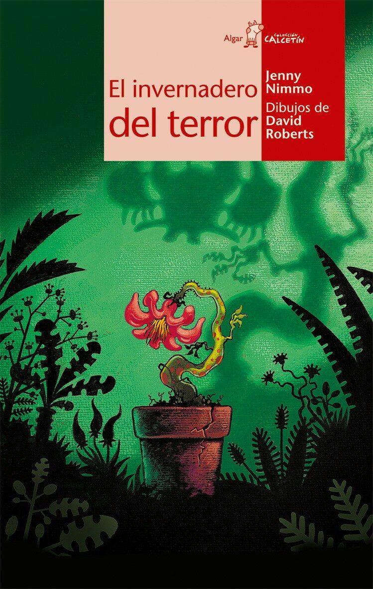 El Invernadero Del Terror por Jenny Nimmo Gratis