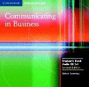 Communicating In Business Audio Cd Set (2nd Ed.) por Simon S. W. Eeney epub