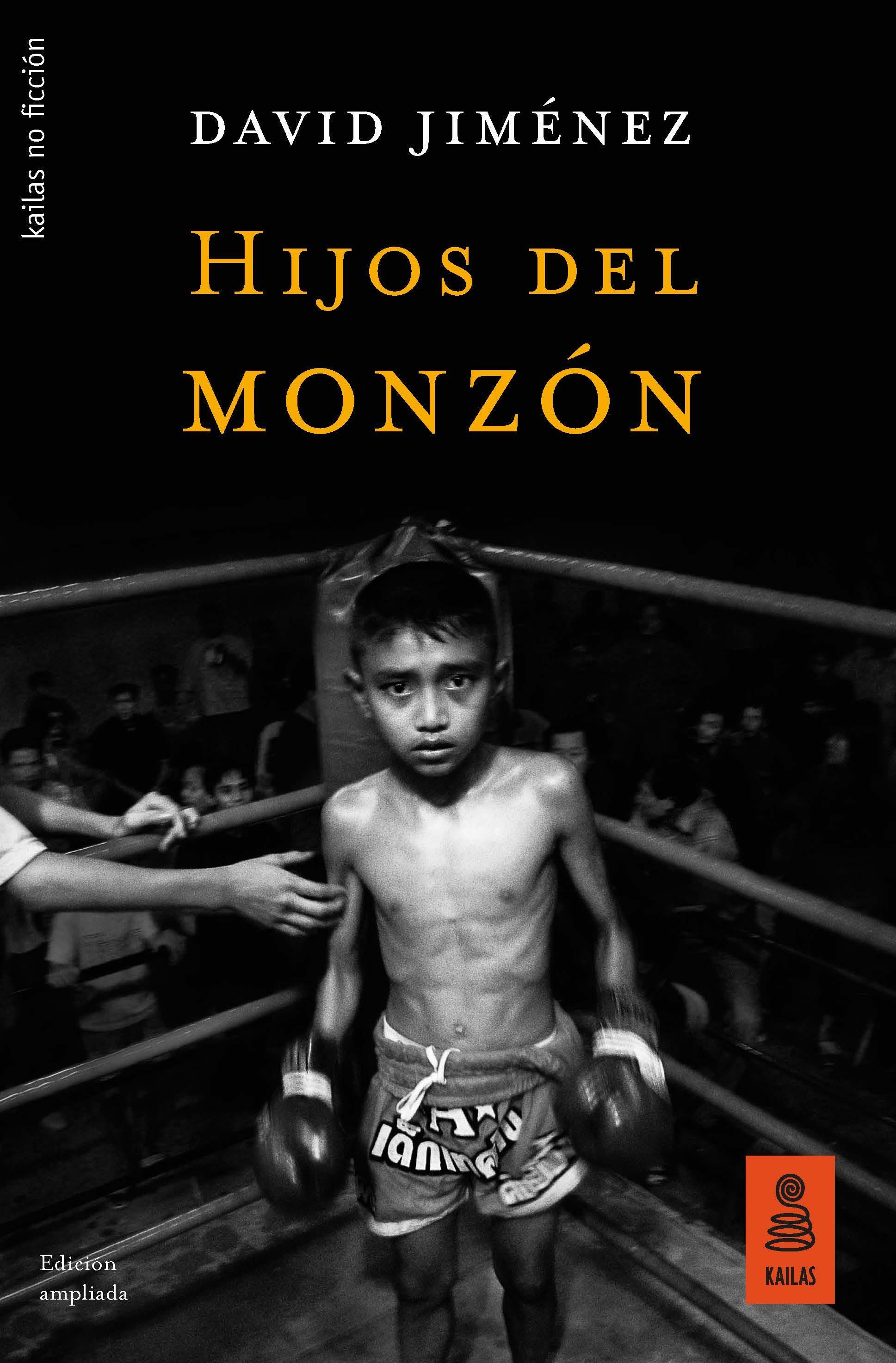 Hijos Del Monzón   por David Jimenez