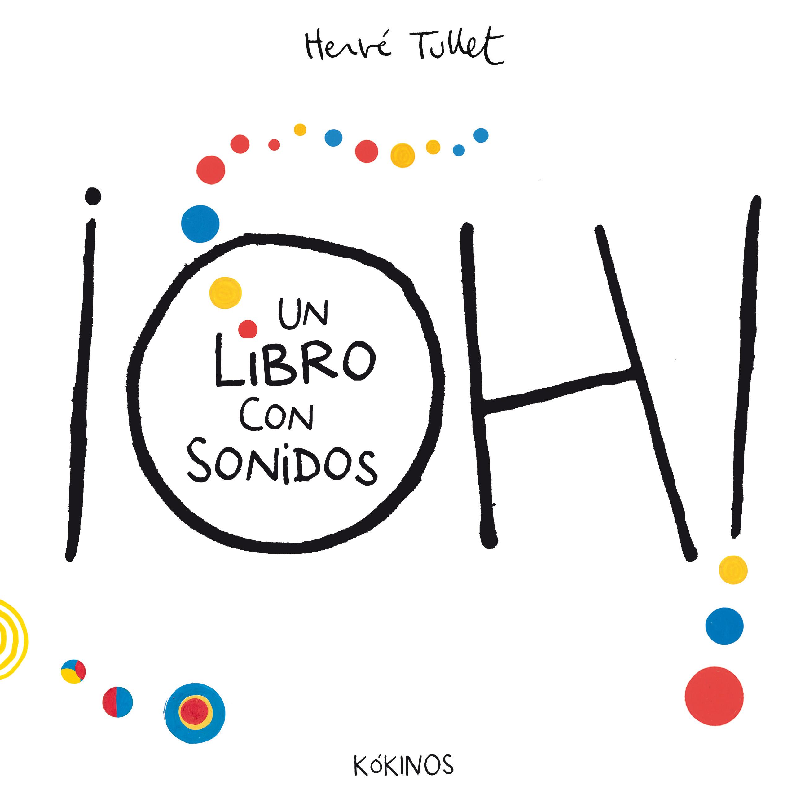 Resultado de imagen de OH! un libro con sonidos