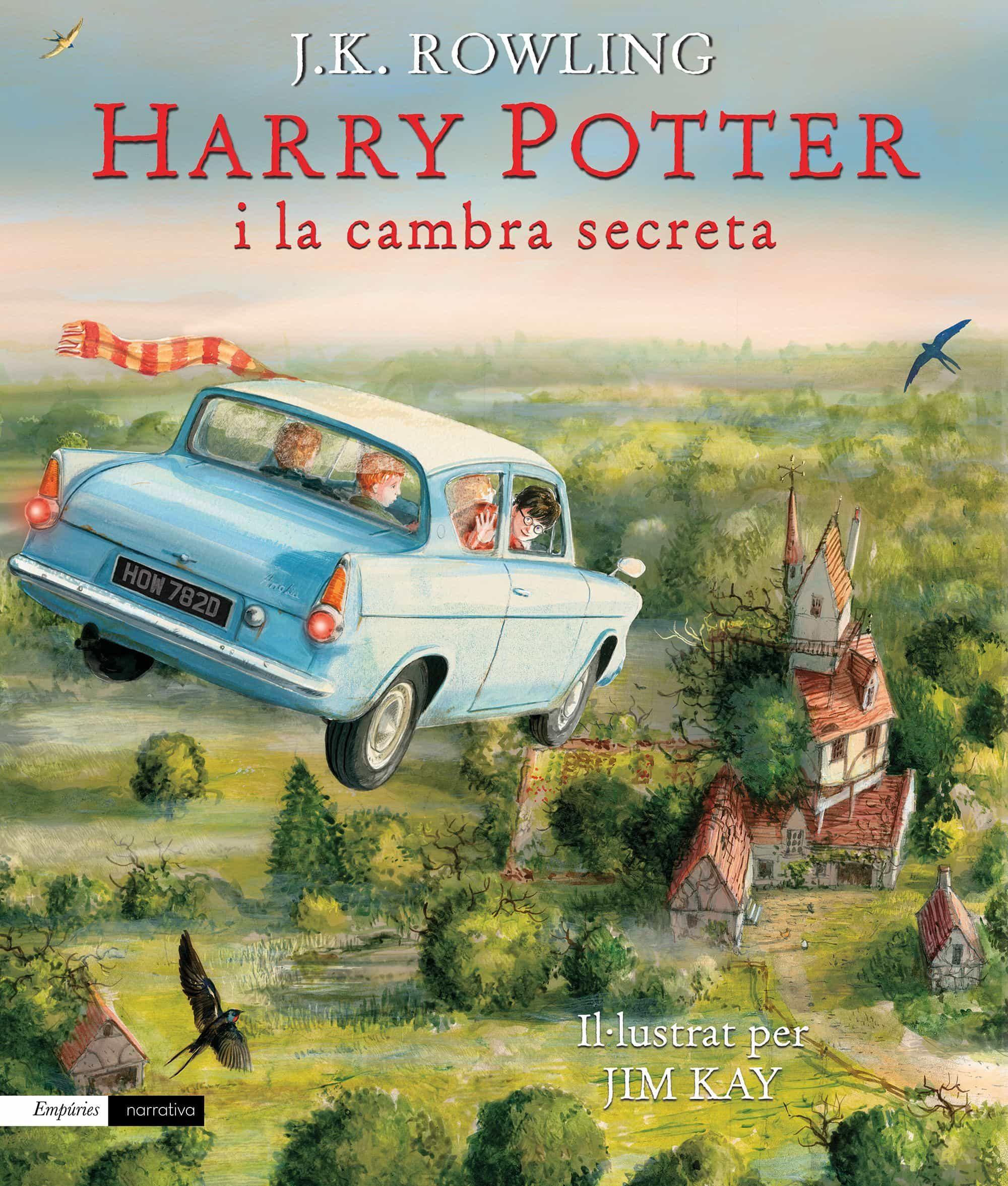 harry potter i la cambra secreta (edicio il·lustrada)-j.k. rowling-9788416367658