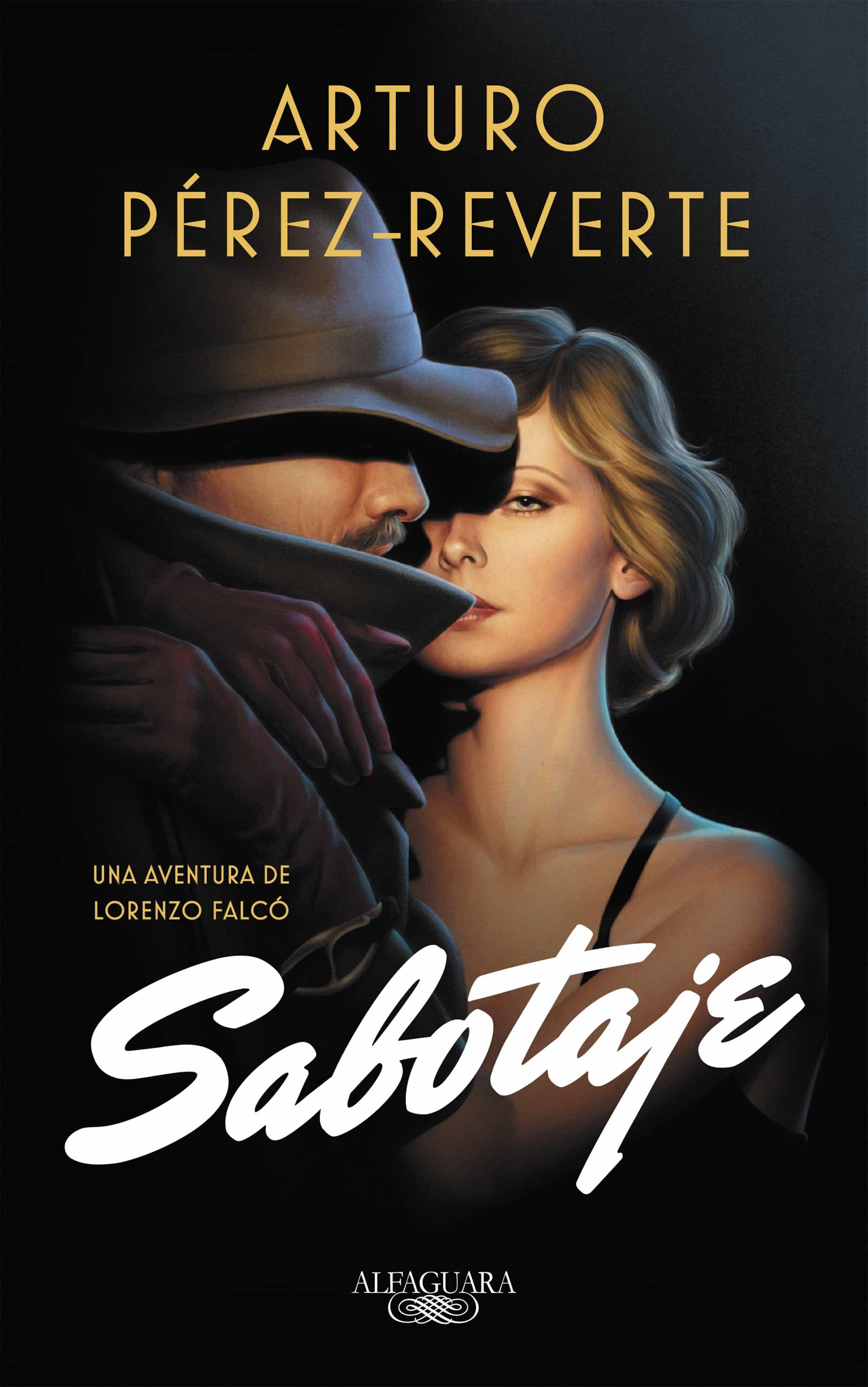 sabotaje (serie falcó 3)-arturo perez-reverte-9788420432458