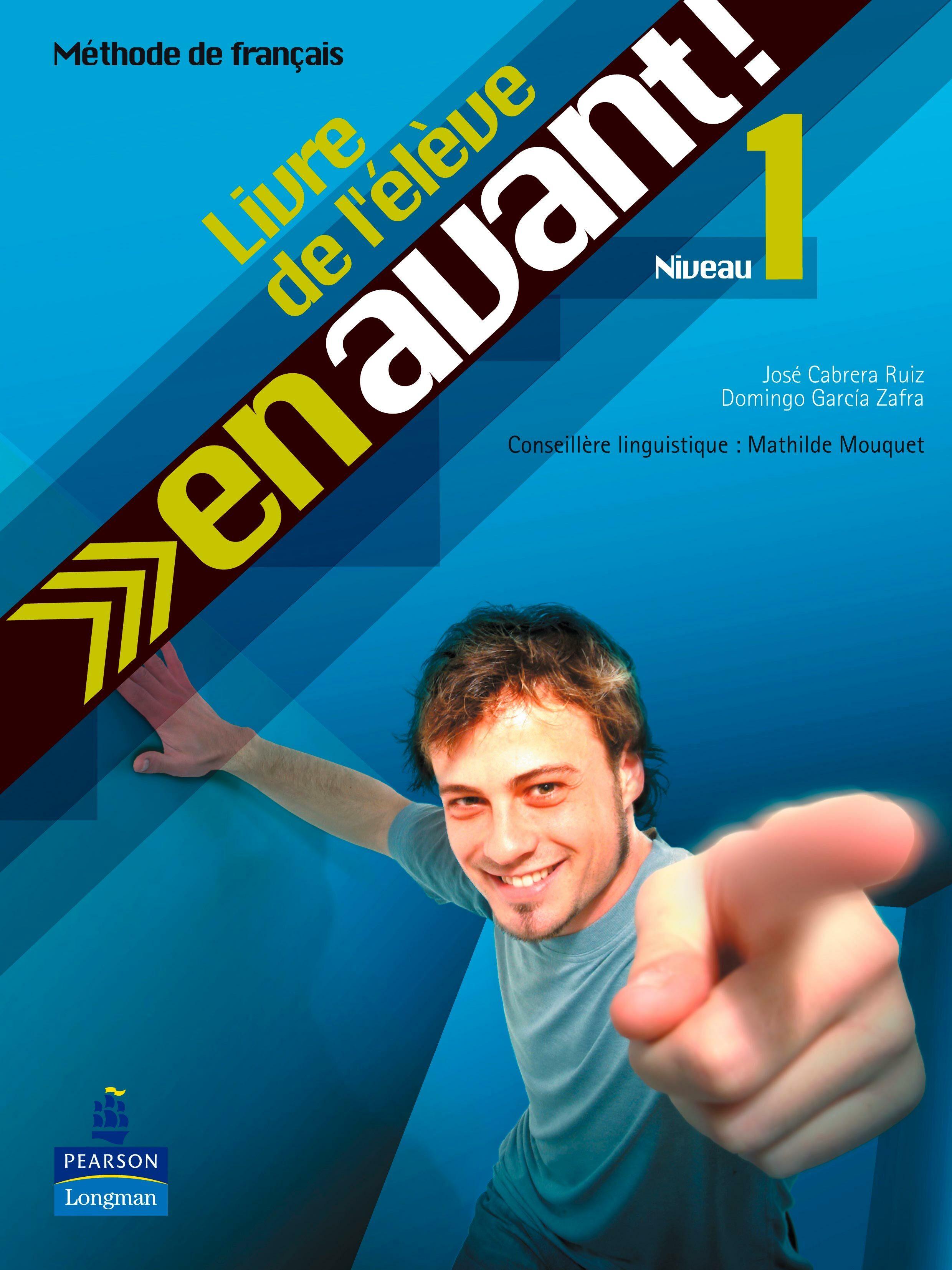 En Avant!: Livre De L Eleve (bachillerato) por Vv.aa.
