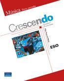 Crescendo Serie Vermella Quadern Activitats + Cd por Pilar Pascual Mejia