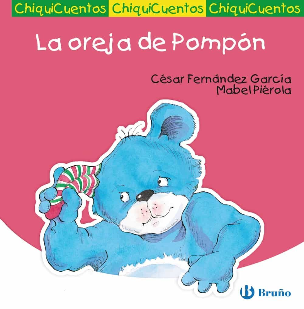 Resultado de imagen de la oreja de pompon libro infantil