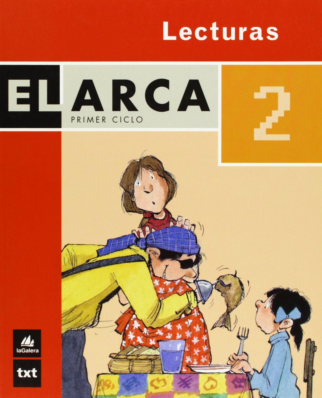 Lecturas El Arca 2: (educacion Primaria 2º Ciclo) por Vv.aa. epub