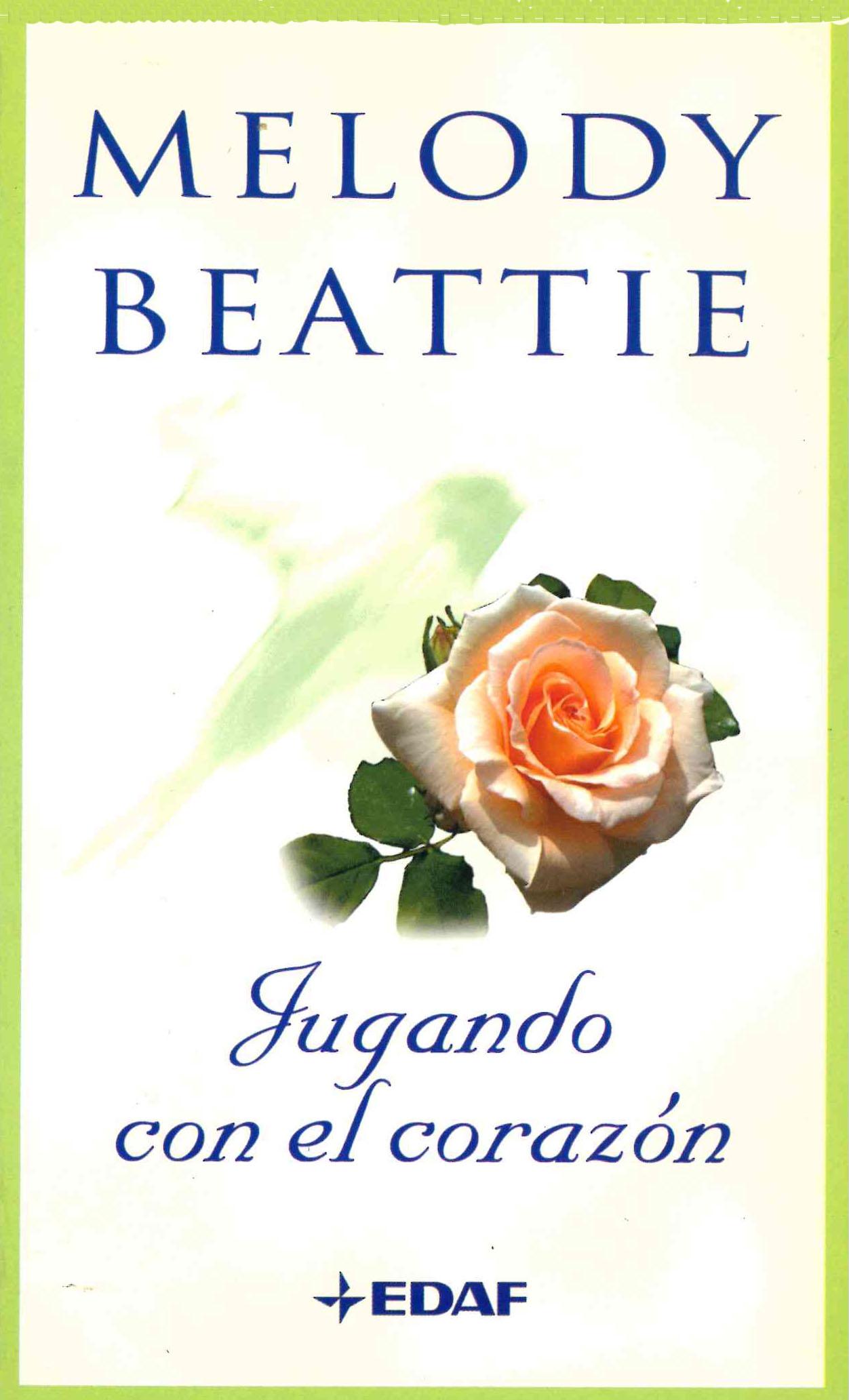 Jugando Con El Corazon por Melody Beattie epub