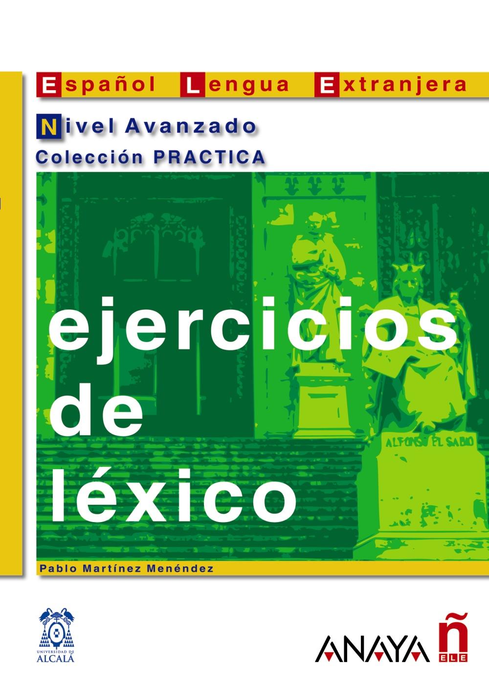Ejercicios De Lexico: Nivel Avanzado por Vv.aa.