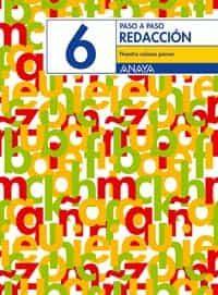 Redaccion 6. Nuestra Cabeza Piensa (educacion Primaria, 4º) por Vv.aa