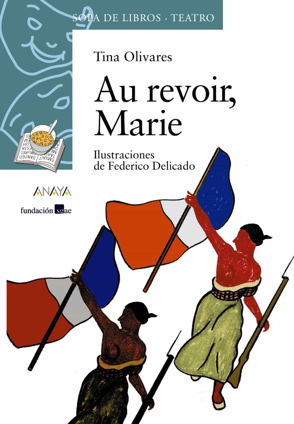Aurevoir, Marie por Tina Olivares epub