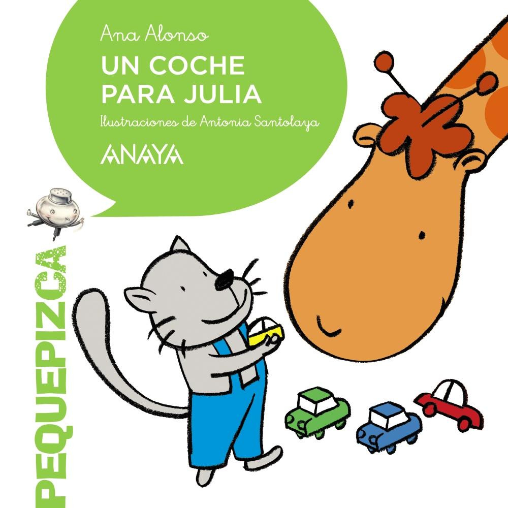 Un Coche Para Julia por Ana Alonso