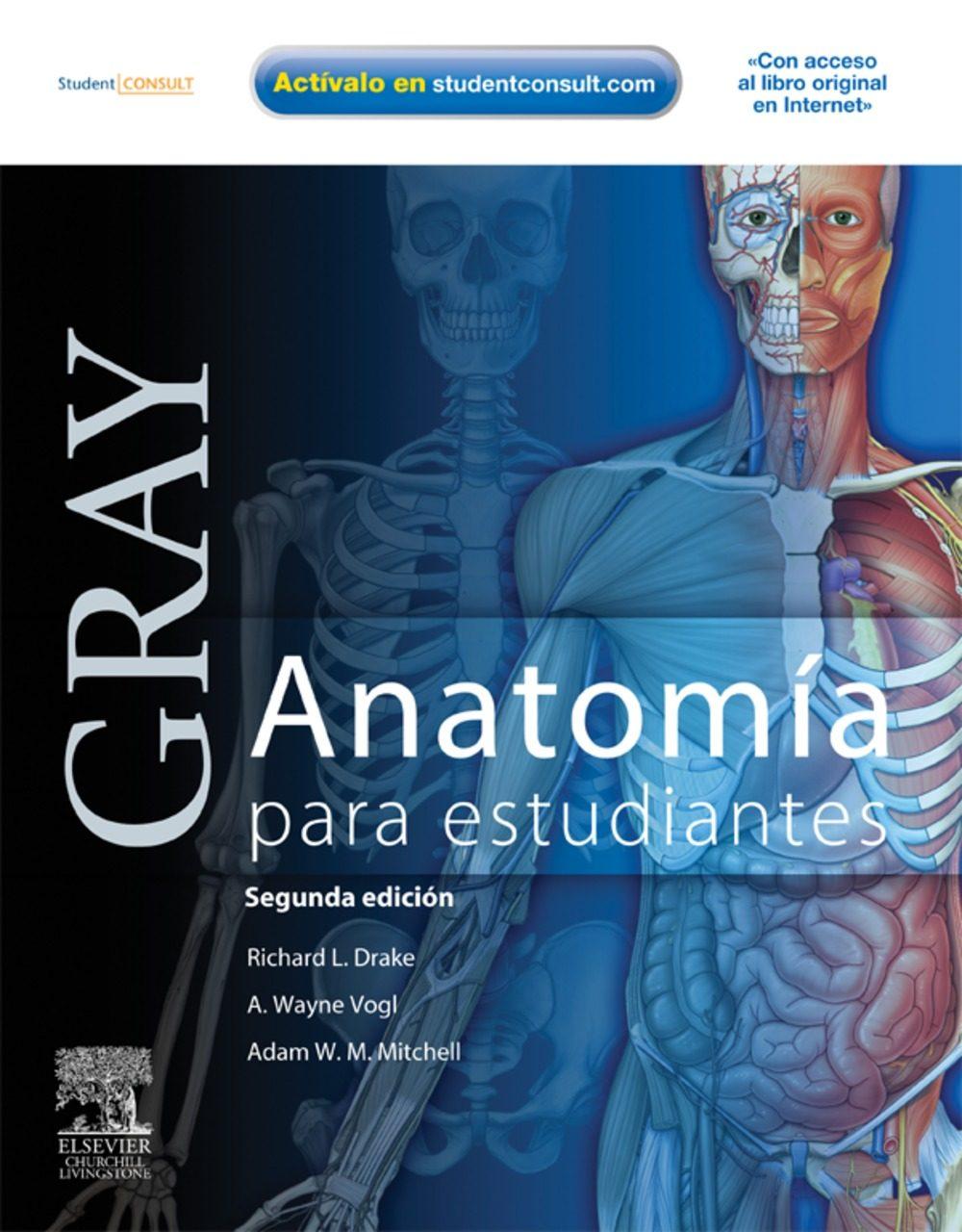 GRAY. ANATOMÍA PARA ESTUDIANTES EBOOK | R. L. DRAKE | Descargar ...