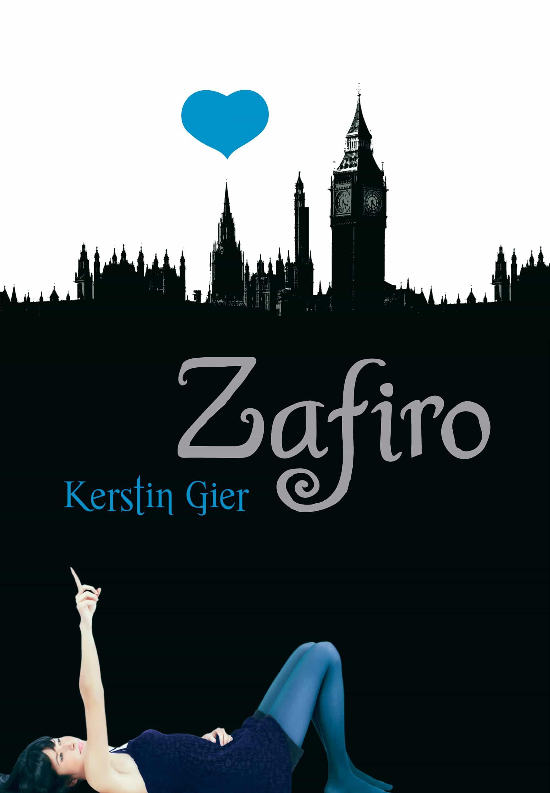 Zafiro (rub� 2) (ebook)kerstin Gier9788484417958