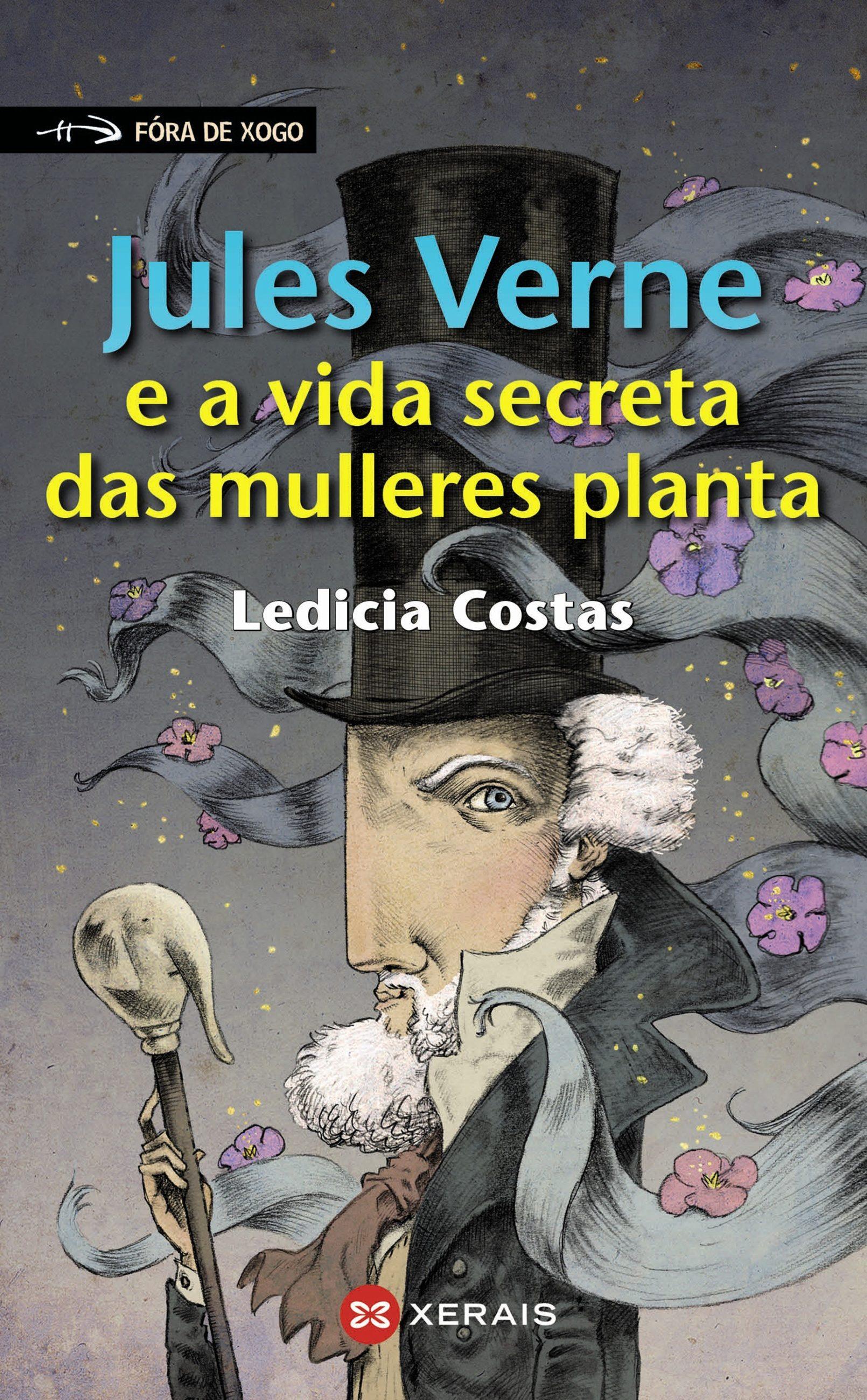 Resultado de imaxes para Jules Verne e a vida secreta