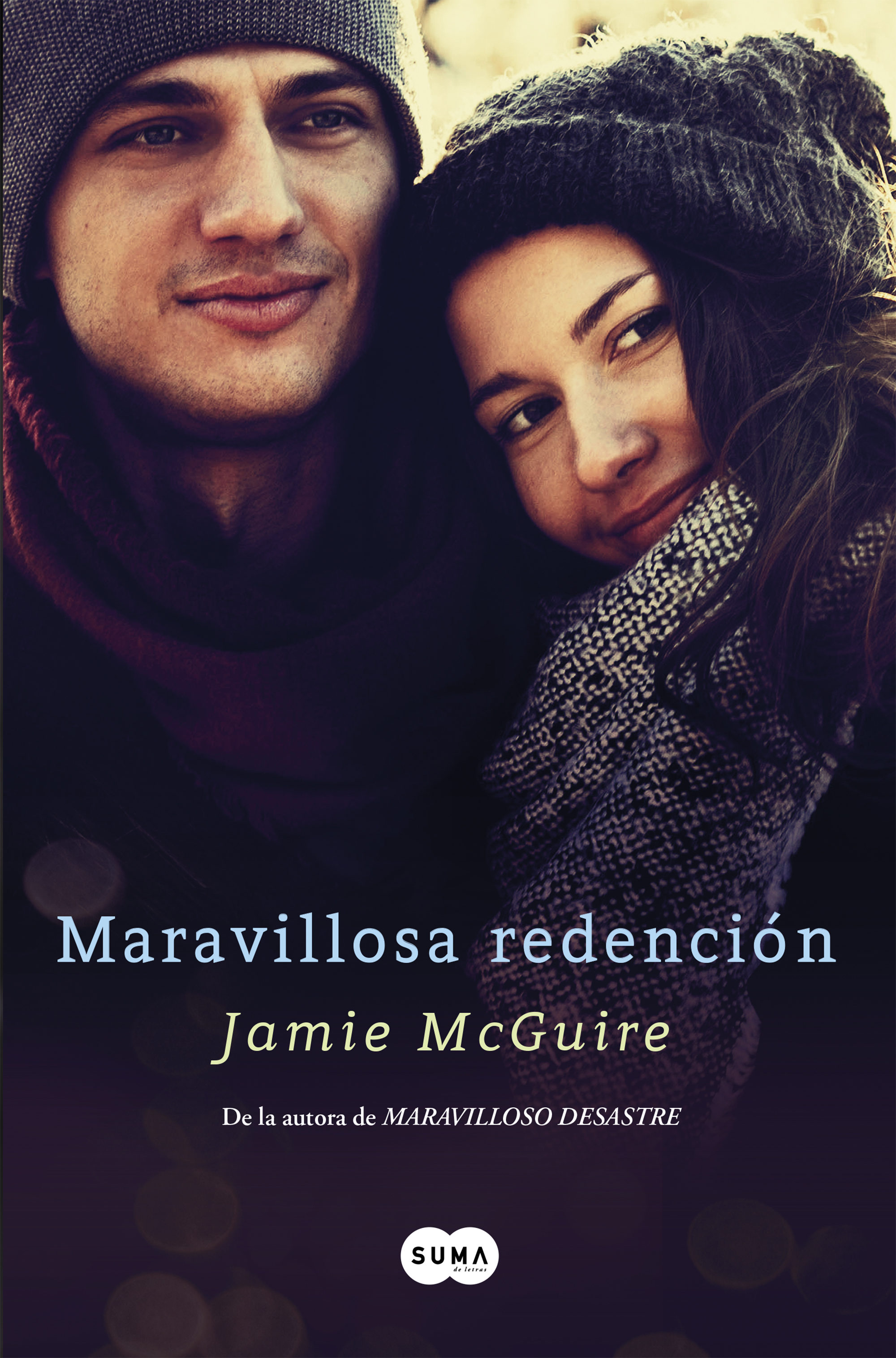Maravillosa Redención (los Hermanos Maddox 2)   por Jamie Mcguire