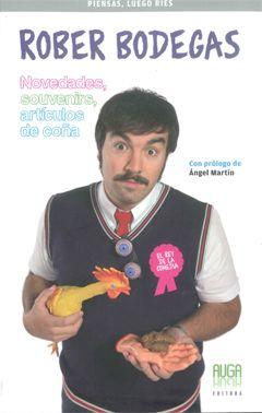Novedades, Souvenirs, Articulos De Coña por Roberto Bodegas