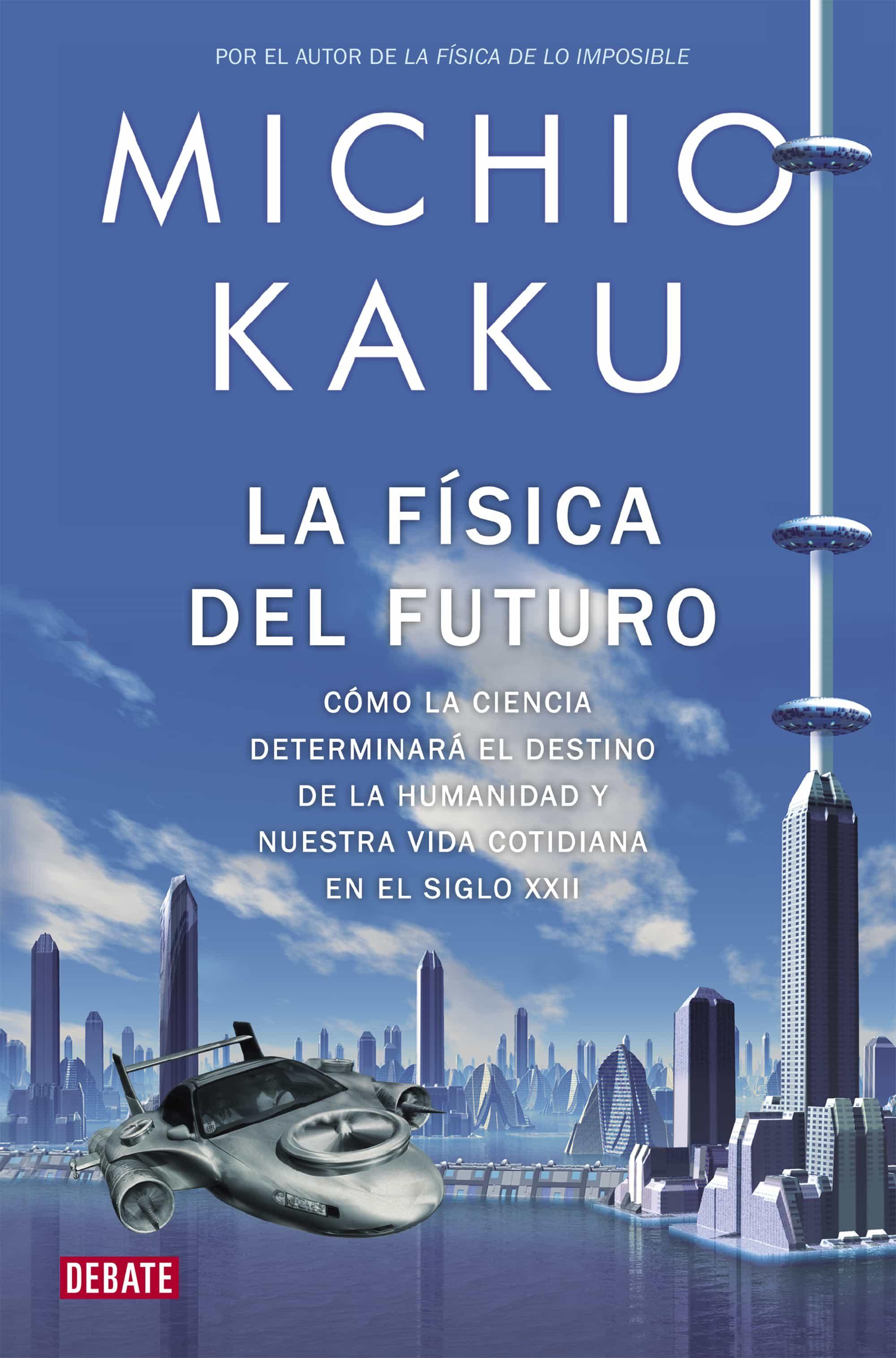 libros de michio kaku en español pdf