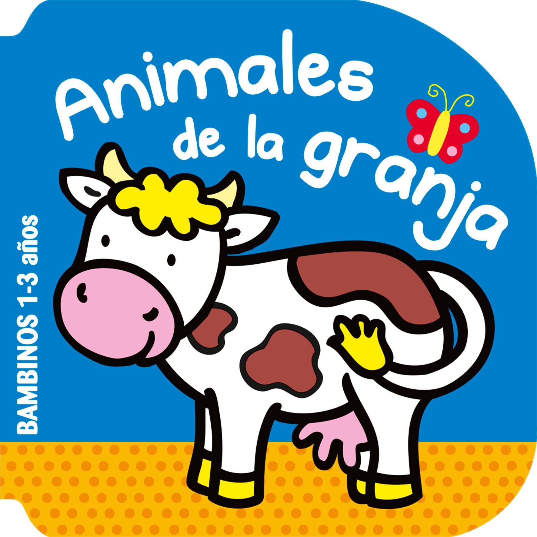 ANIMALES DE LA GRANJA (BAMBINOS) | VV.AA. | Comprar libro 9789037492958