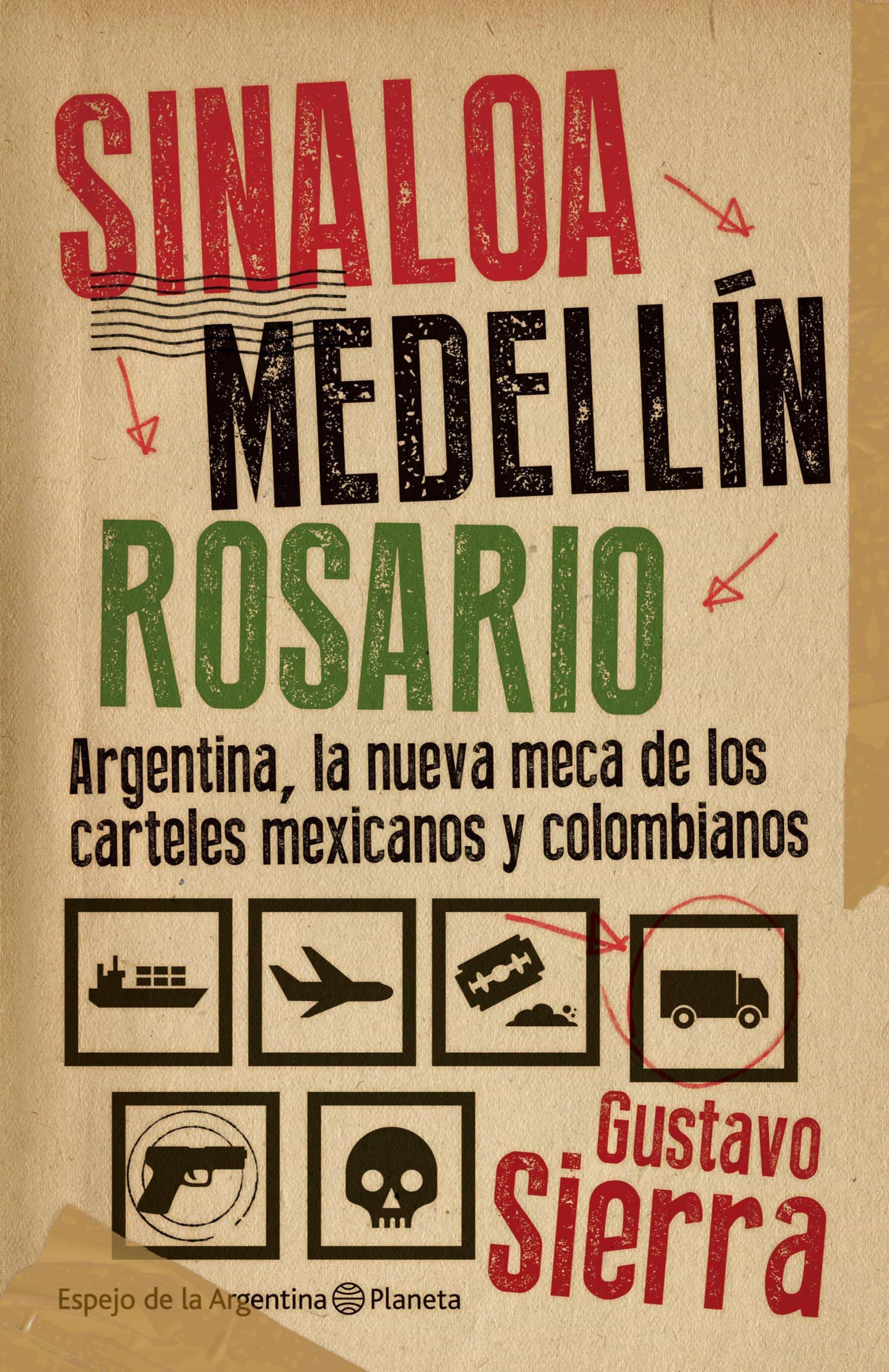 Sinaloa medellin rosario ebook gustavo sierra 9789504943358