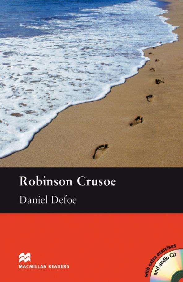 macmillan readers pre- intermediate: robinson crusoe pack-daniel defoe-9780230716568