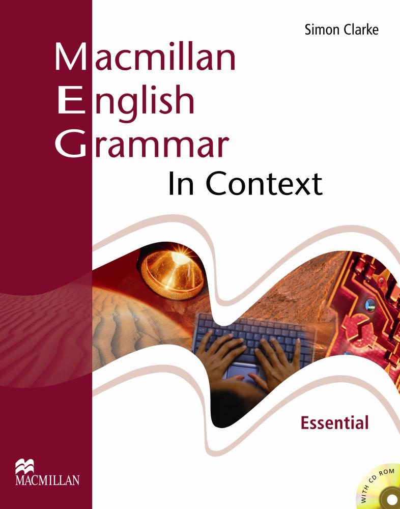 Macmillan English Grammar In Context Essential Without Key And Cd -rom Pack por Vv.aa.