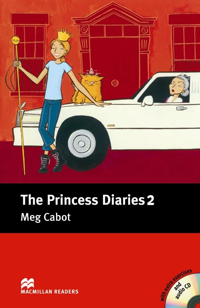 Macmillan Readers Elementary: Princess Diaries:book 2 Pack por Meg Cabot
