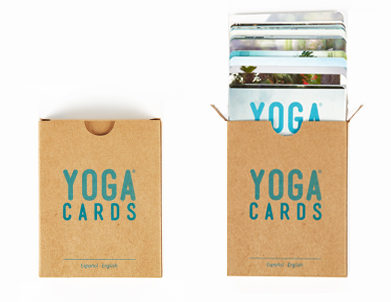 Yoga Cards (5ª Edición) por Pia Moure