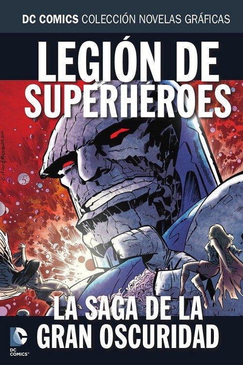 Coleccion Novelas Graficas Nº 74: Legion De Superheroes: La Saga De La Gran Oscuridad por Vv.aa.
