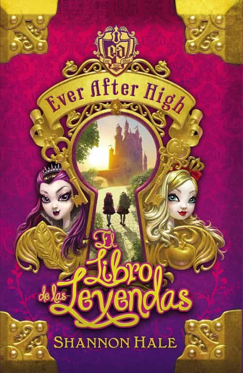 Resultado de imagen para ever after high libro