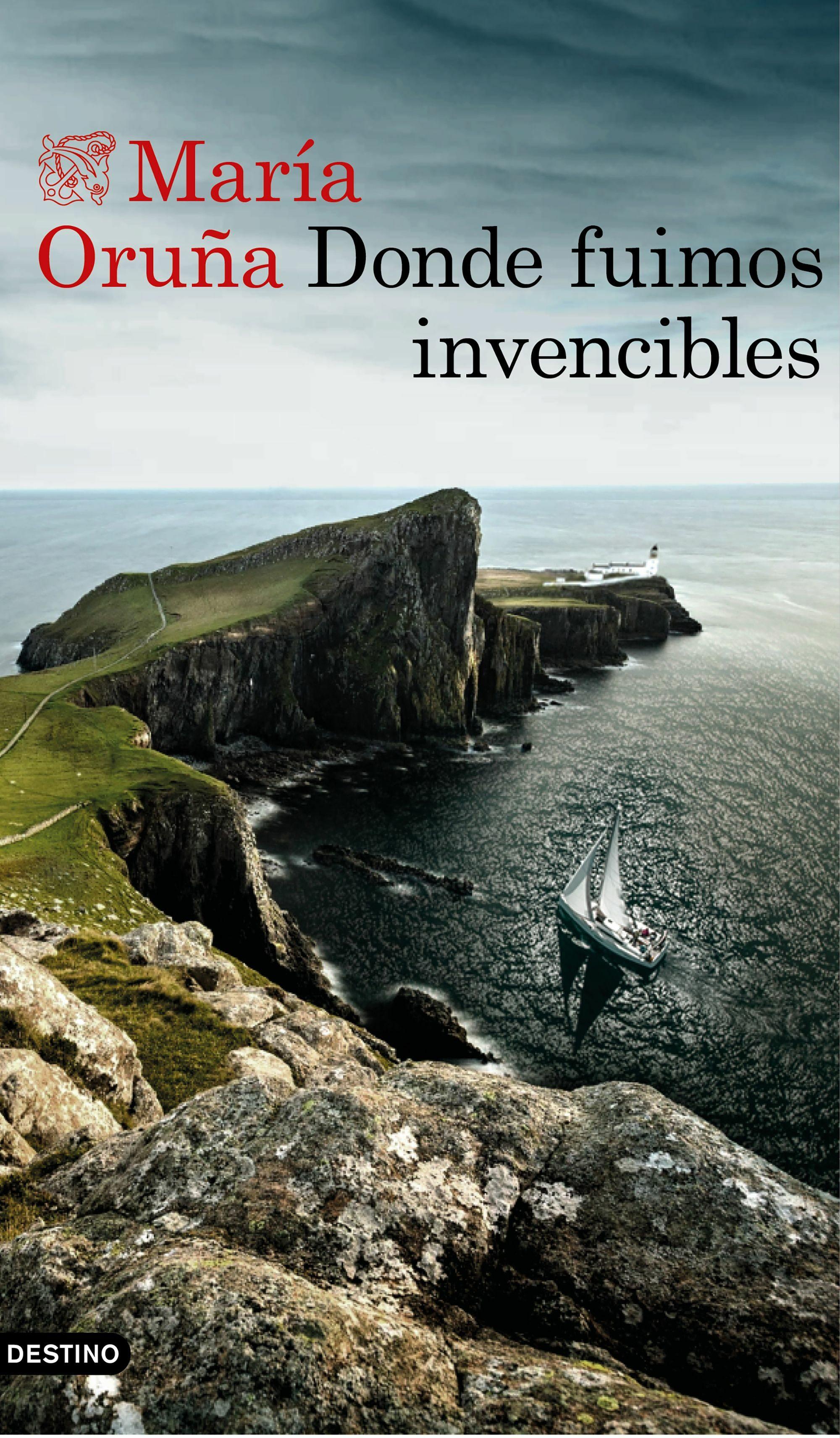 donde fuimos invencibles-maria oruña-9788423353668