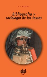 Bibliografia Y Sociologia De Los Textos por D. F. Mckenzie epub