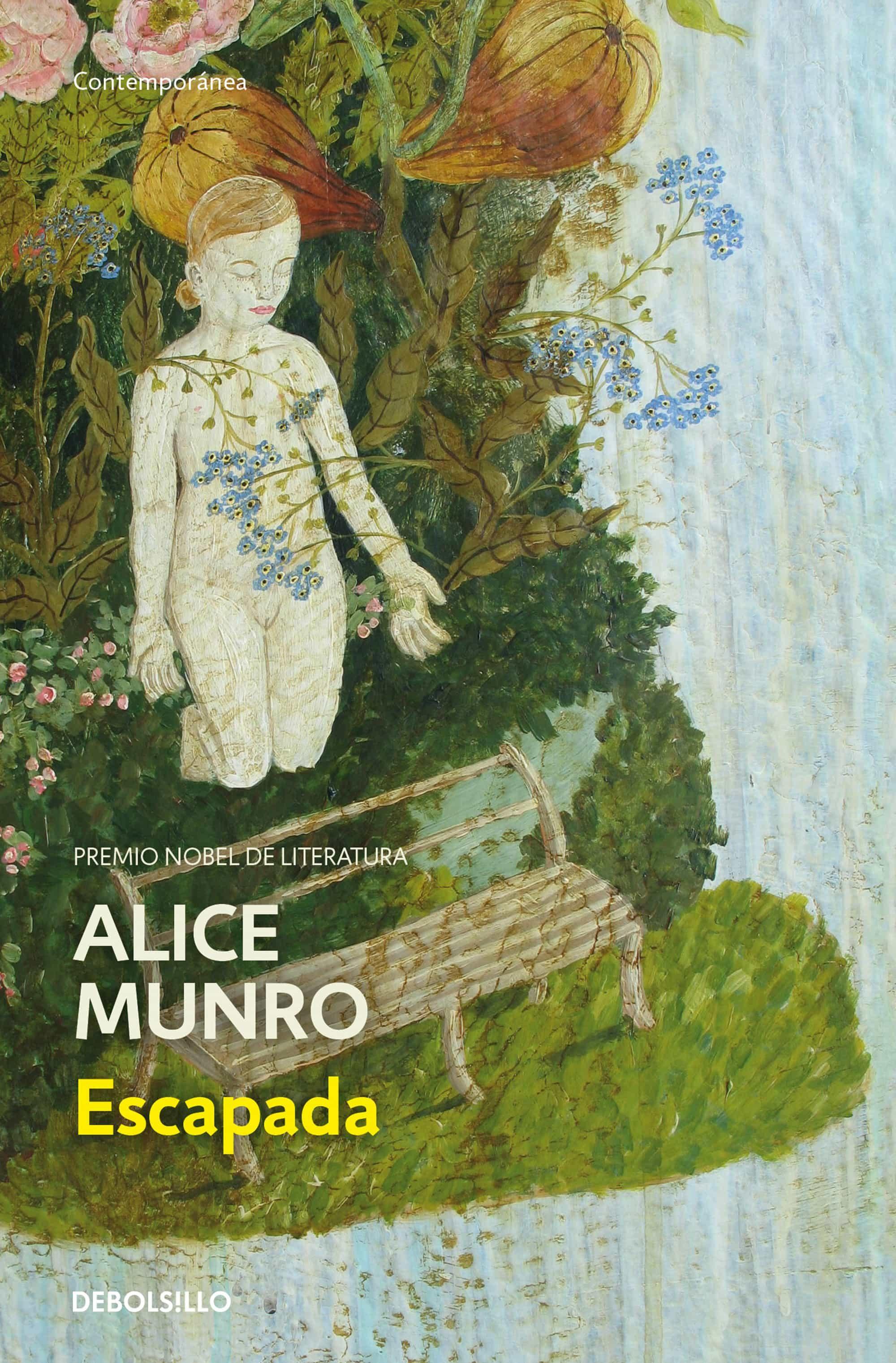Escapada Ebook Alice Munro Descargar Libro Pdf O Epub 9788466328968
