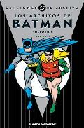 Los Archivos De Batman Nº 5 por Bill Finger
