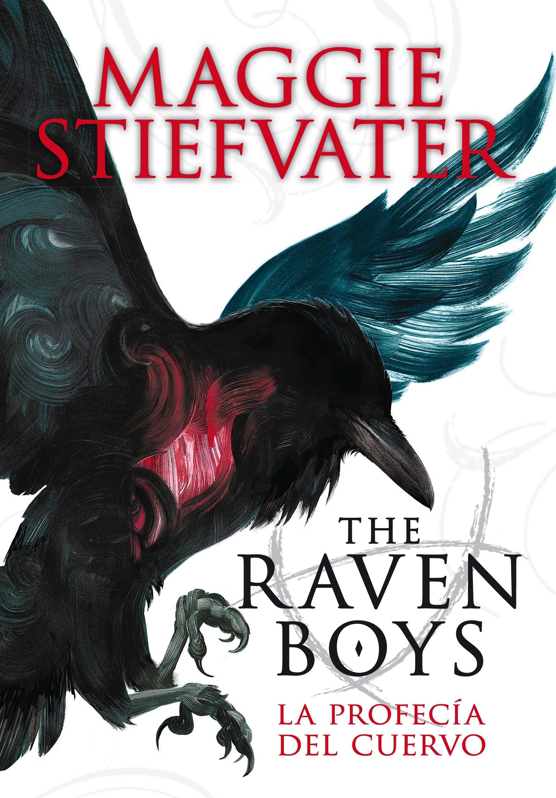 Resultado de imagen de the raven boys