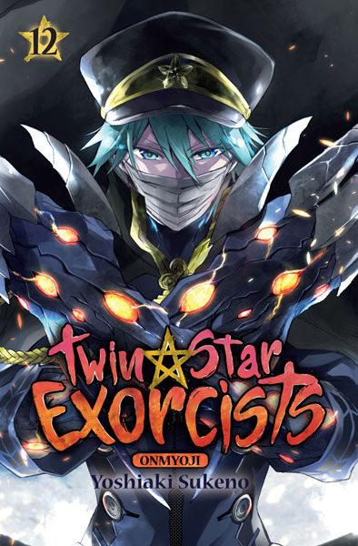 Twin Star Exorcists 12 por Yoshiaki Sukeno