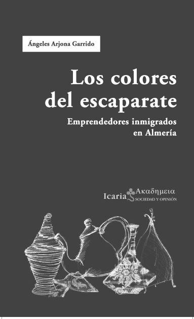 Los Colores Del Escaparate por Angeles Arjona Garrido epub