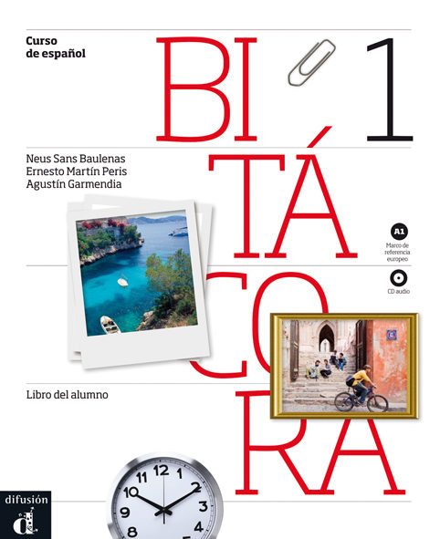 descargar BITACORA 1  (LIBRO DEL ALUMNO + CD) (NIVEL A1) pdf, ebook