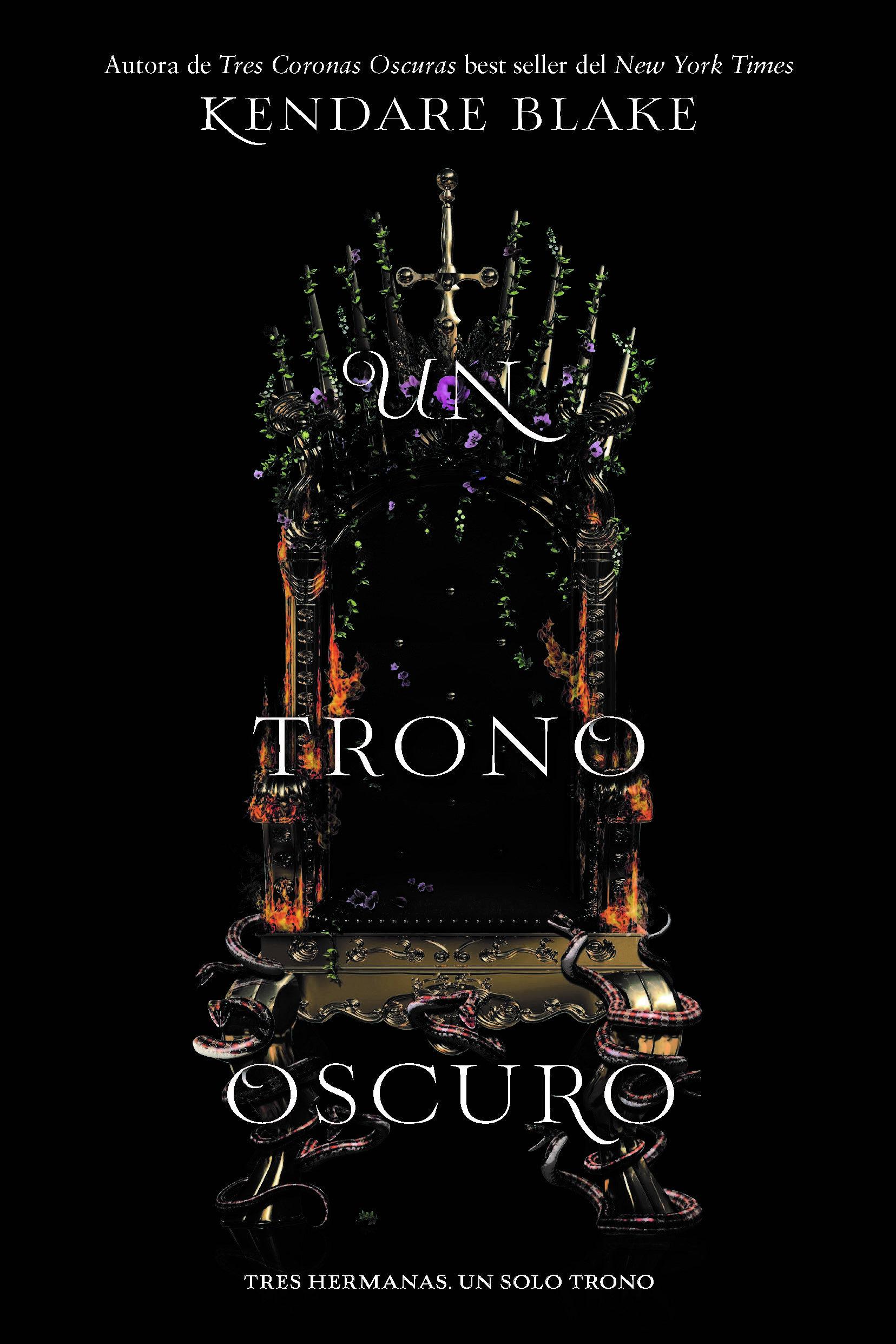 Resultado de imagen de un trono oscuro