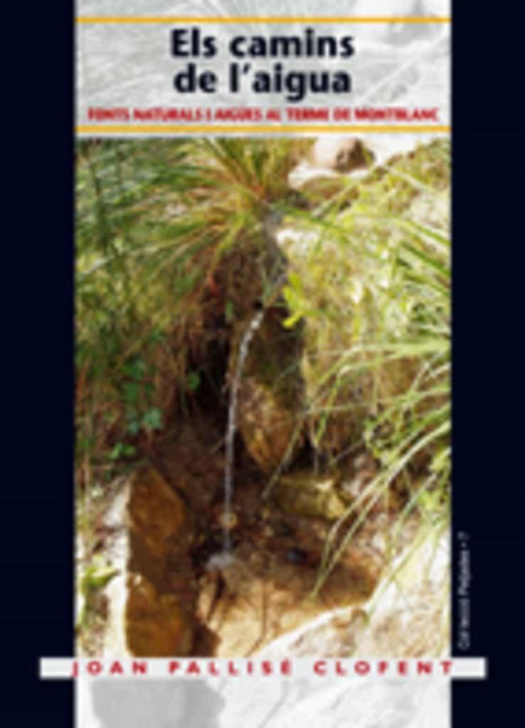 Els Camins De L Aigua: Fonts Naturals I Aifüers Al Terme De Montblanc por Joan Pallise epub