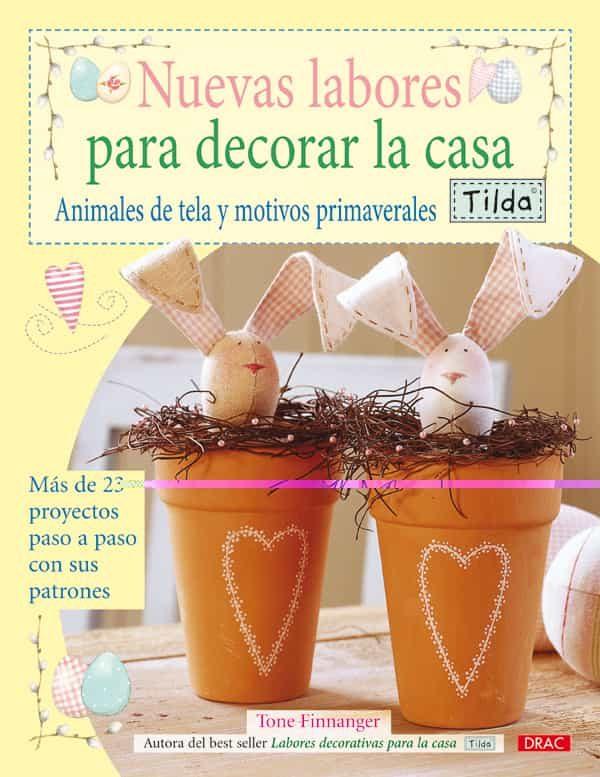 NUEVAS LABORES PARA DECORAR LA CASA: ANIMALES DE TELA Y MOTIVOS P ...