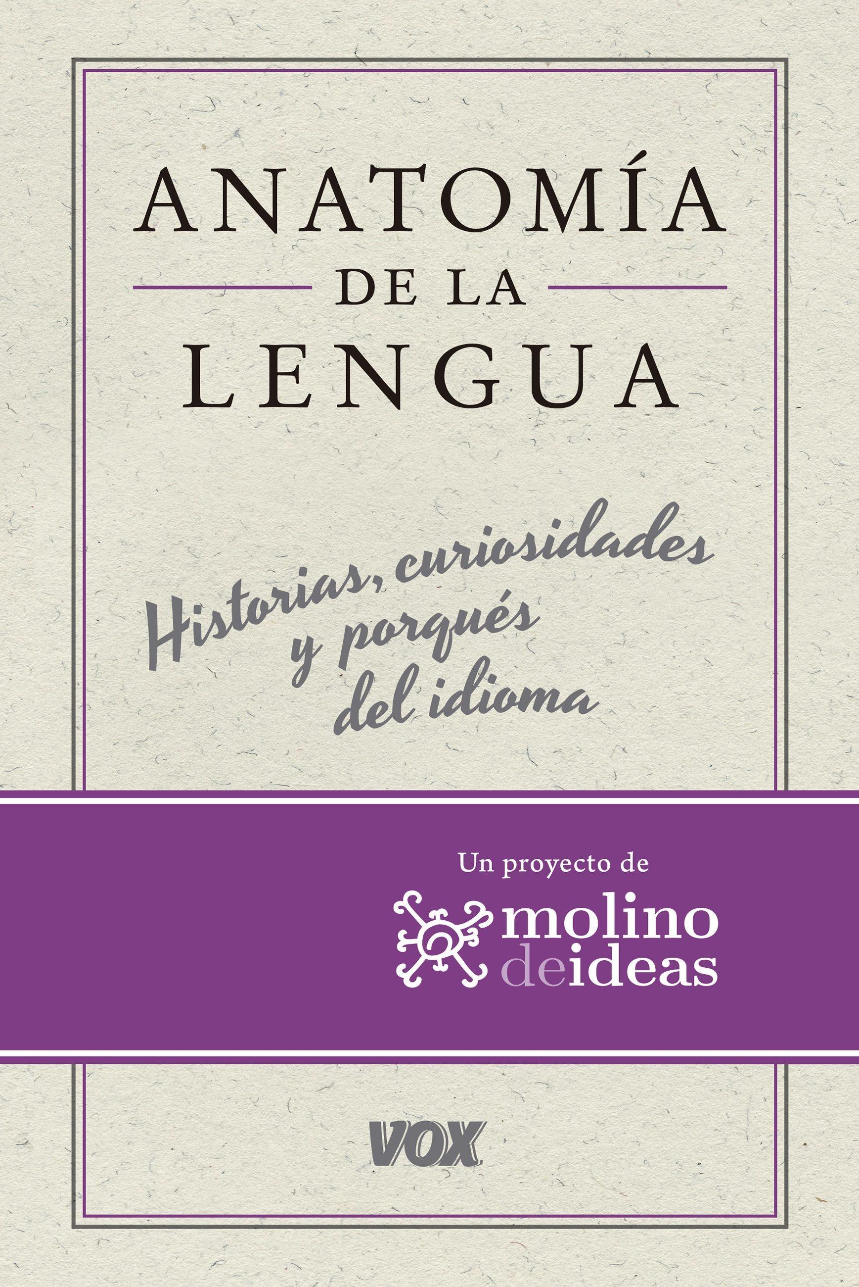Resultat d'imatges de anatomia del lenguaje libro
