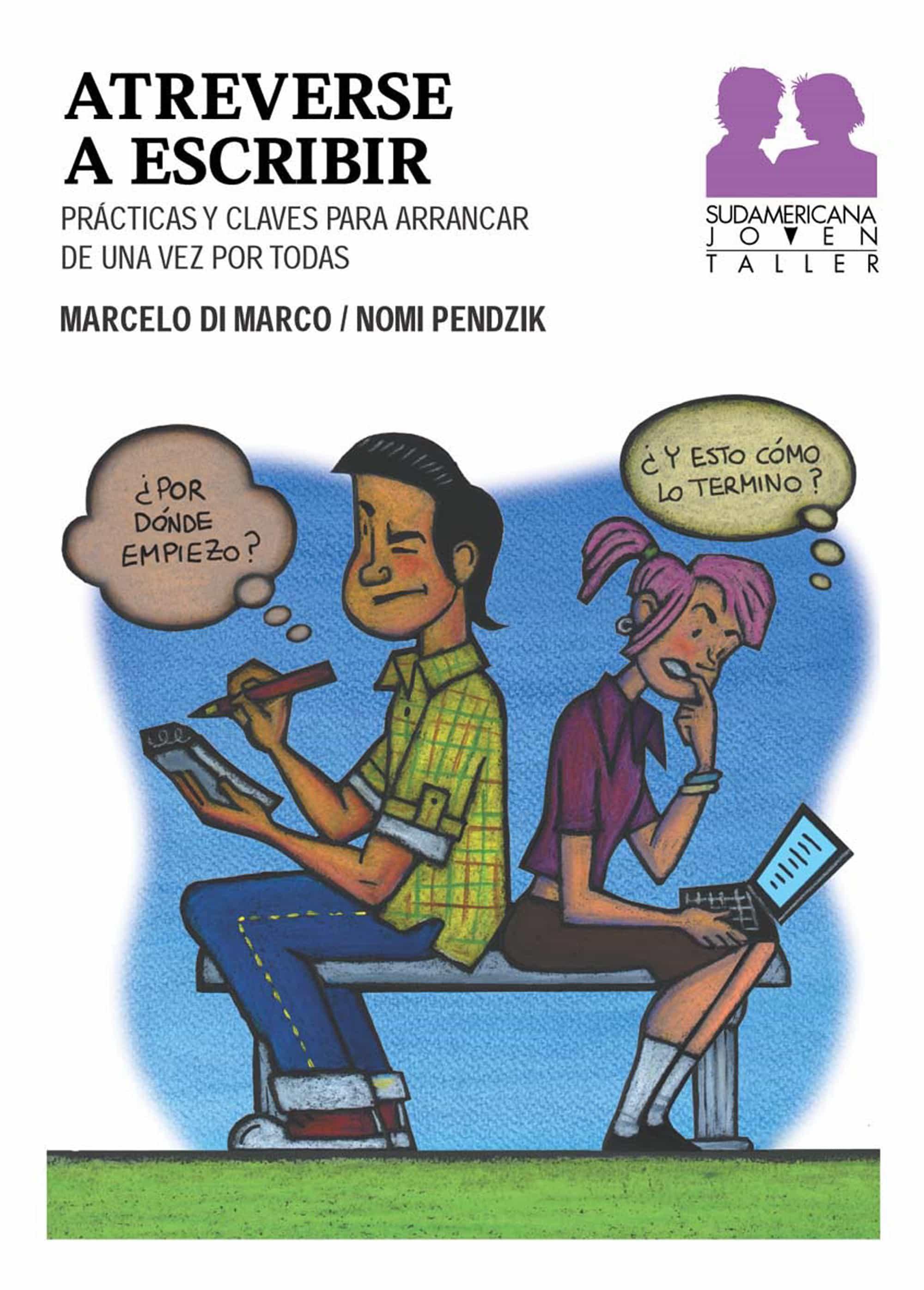 ATREVERSE A ESCRIBIR EBOOK | MARCELO DI MARCO | Descargar libro PDF ...