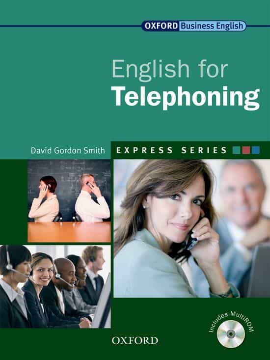 English For Telephoning: Student Book Pack por Vv.aa.