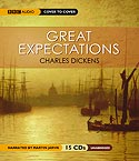 Great Expectations (audiobook) por Charles Dickens epub