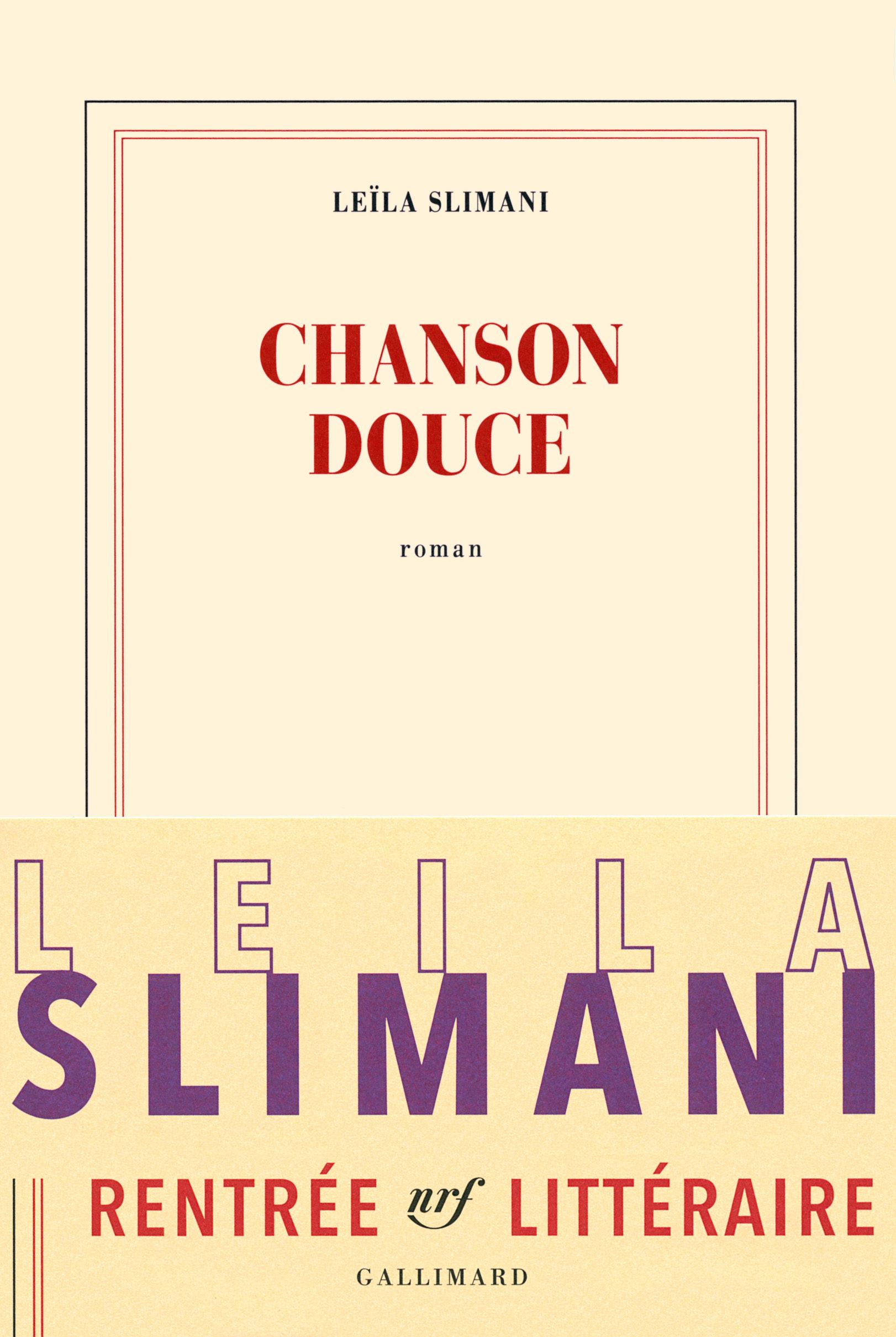 Chanson douce : roman /