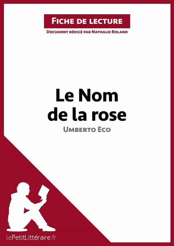 le nom de la rose pdf