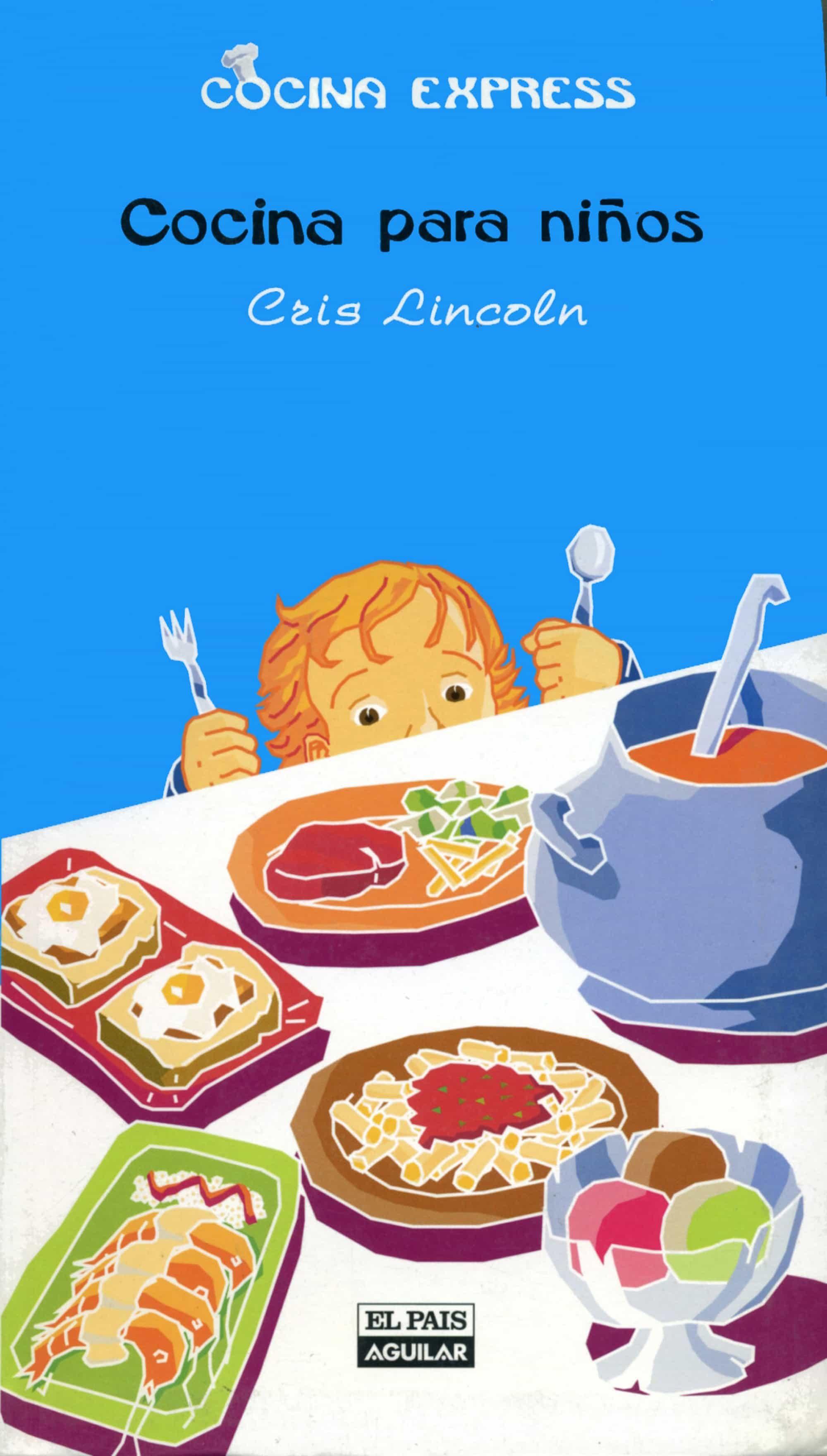 Nice recetas cocina para ni os pictures recetas para Libros de cocina molecular pdf gratis